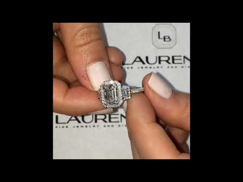 3-ct-emerald-cut-diamond-three-stone-halo-ring