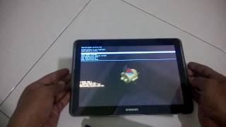 Hard reset Samsung GT-P5100 Galaxy Tab 2 Work 100%(tested)