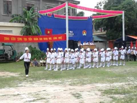 Trại Hè Thanh Thiếu Niên 2012 - Chi Đội 8 - Việt Tiến - Việt Yên - Bắc Giang