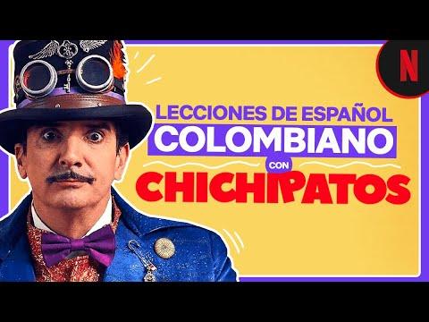 Lecciones de español colombiano en Chichipatos