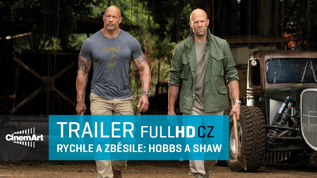 Hobbs and shaw trailer deutsch