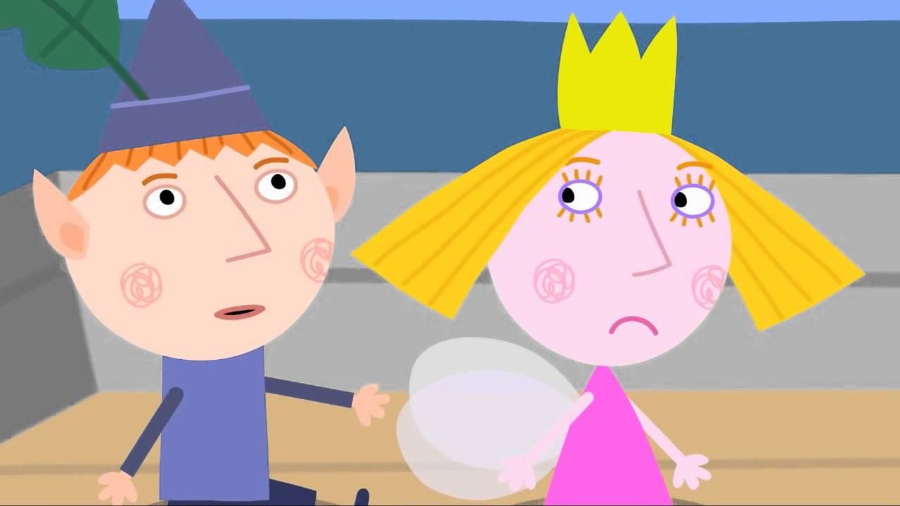It's just an image of Remarkable Ben and Holly Pictures