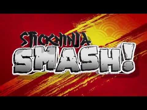 Stickninja Smash (Dobsoft Studios) - Launch Trailer