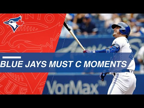 Must C: Top Moments from the 2017 Blue Jays' season