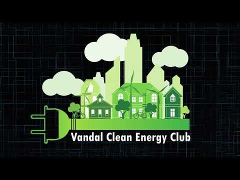 Vandal Clean Energy Club Logo