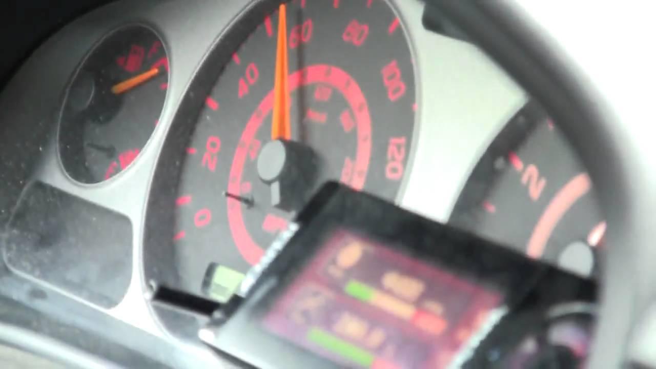 2002 Sentra Spec V 0 60 Mph