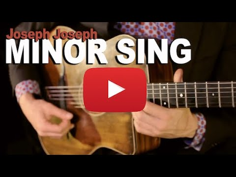 Minor Sing - Joseph Joseph - Gipsy Jazz