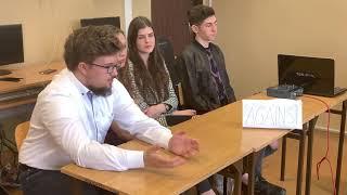 A debate of Polish students on social media and politics