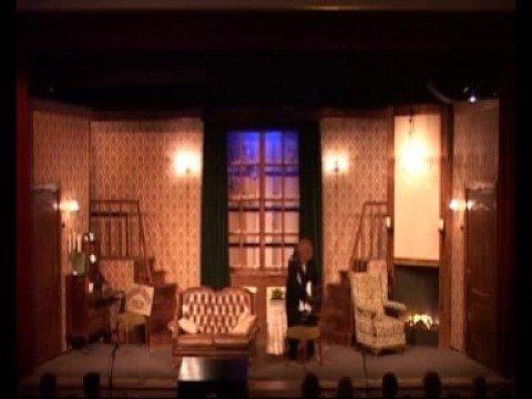 """Agatha Christie """" De Muizenval """"/ """" The Mousetrap """" deel 1"""
