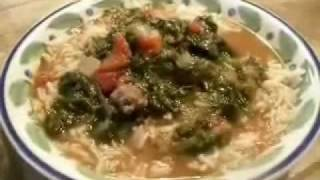Romazava Recipe - Cuisine of Madagascar