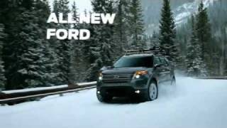 2011 Ford Explorer National TV Commercial: Go. Do.