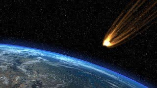 Real Life Asteroid Impact in VR   Asteroid Day