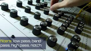 Analogue Solutions Telemark #02 - Connecting an Analogue Sequencer (Oberkorn MK3)