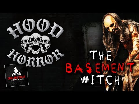 """NEW SERIES: Hood Horror • """"The Basement Witch"""" • Short Scary Stories from a Black Perspective"""