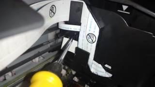 Принтер Epson как разобрать снять головку. Epson TX117