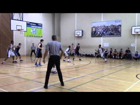 City of London Academy (COLA) @ Itchen College - EABL (East Conference) - 21st October 2015