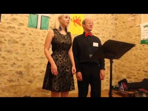 Martin and Courteney - Charity Concert for Children's Hospice SW - Daughter of Megan