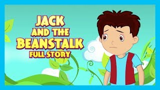 The Jack and The Beanstalk Full Story For Kids || Kids Hut Storytelling - Story Collection