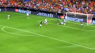 Valencia vs Monaco 3-1 All Goals and Highlights 2015