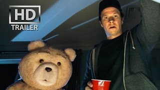 Ted 2 & Tom Brady's Balls | Official Super Bowl Spot (2015) Mark Wahlberg Seth Macfarlane