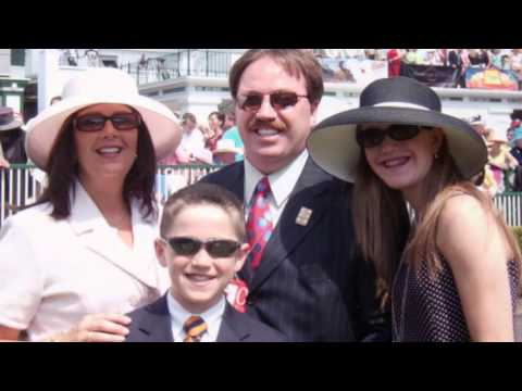 Stories of Greatness: Kiaran McLaughlin, Horse Trainer