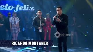 Increíbles voces homenajearon al gran Ricardo Montaner en Hacelo feliz