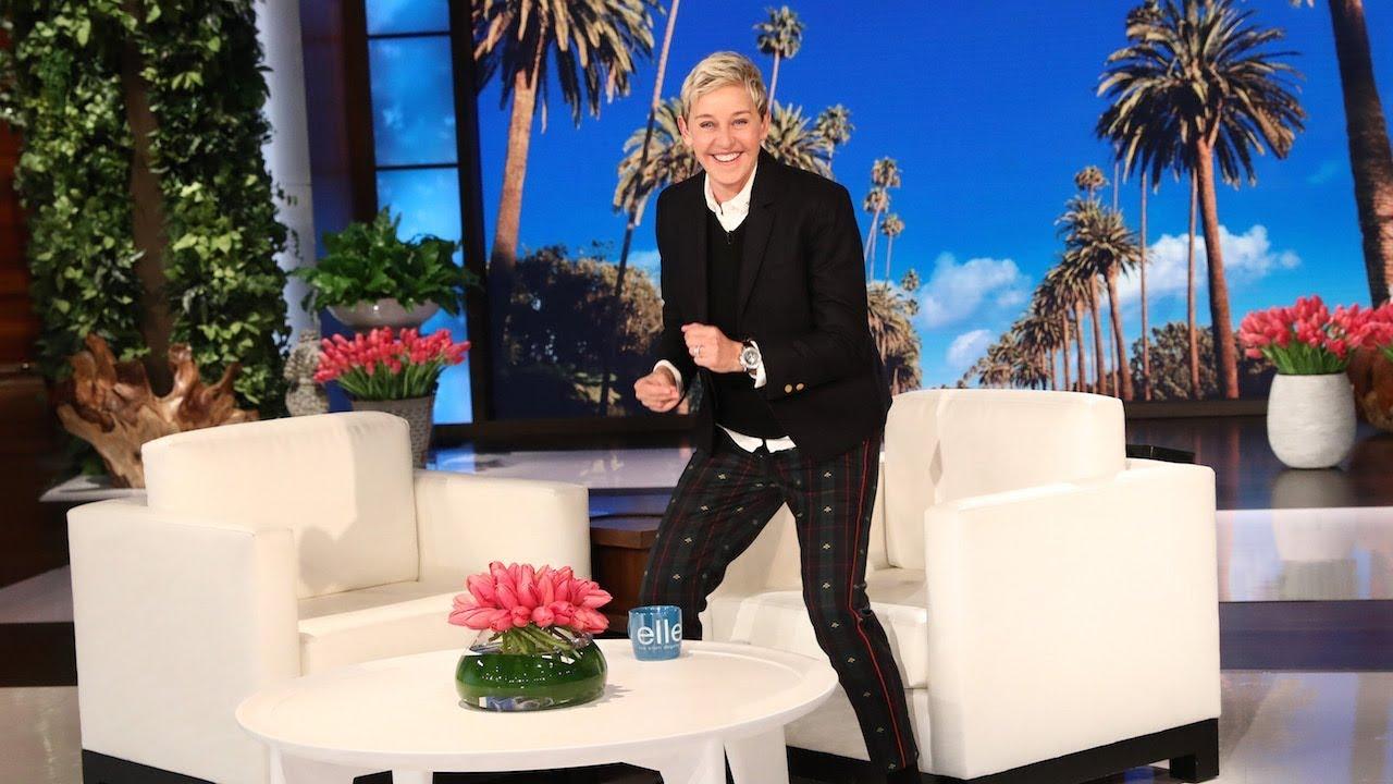 Ellen celebrates her birthday with do gooders youtube ellen celebrates her birthday with do gooders urtaz Image collections