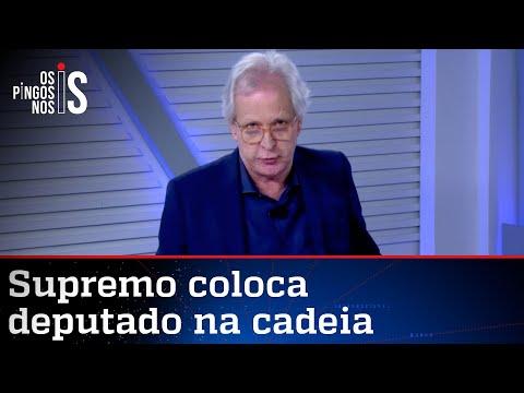 Augusto Nunes: STF é uma vergonha para brasileiros com mais de 10 neurônios