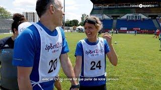 Sport2Job à Grenoble plaque le handicap ! - Handisport TV - juin 2019