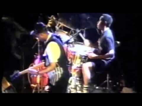Mark Peterson Bass With James Blood Ulmer Live In Bucharest 1993