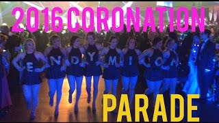 2016 Krewe Of ENDYMION Coronation Mardi Gras Parade