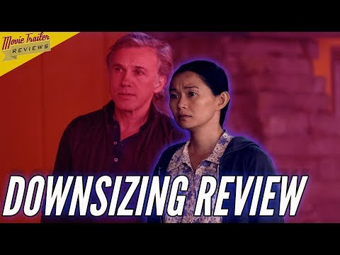 Movie : The Real Star of Downsizing is Hong Chau