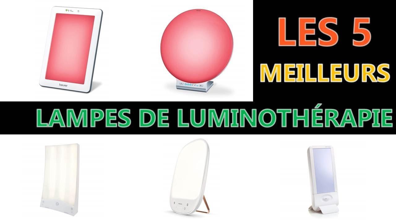 Les 5 Meilleures Lampes De Luminotherapie 2018 Youtube