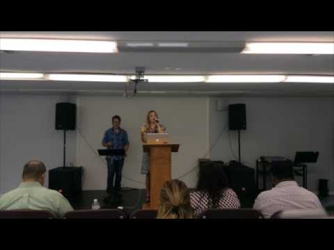 Prophet Patricia Morales- Valuing the Holy Spirit