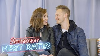 Broadway First Dates: Laura Osnes and Nathan Johnson