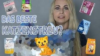 Das beste KATZENSTREU! Katzenstreu-Test | Bentonit, Silikat & Naturfaser Streu für Katzen