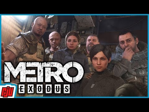 Metro Exodus Part 16 (Ending) | FPS Horror Game | PC Gameplay Walkthrough