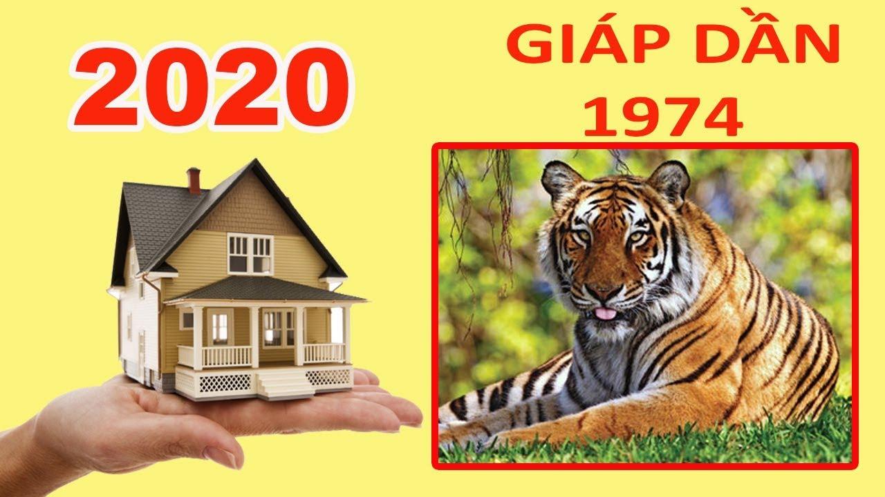 Xem Tuổi GIÁP DẦN 1974 Có Được Xây Nhà Giàu Sang Phú Quý Năm 2020