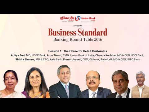 BS Banking Round Table 2016 Session 1: The Chase for Retail Customers