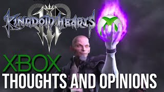 Kingdom Hearts 3 on Xbox One - Thoughts and Opinions (Kingdom Hearts Discussion)