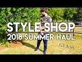 Style Shop: Episode 6 - July Clothing Haul!!!