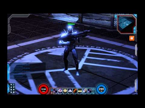 Marvel Heroes - Cable - Techno Organic Virus Costume