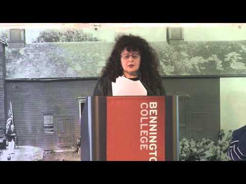 Sherry Kramer Speaks at 2014 commencement ceremony