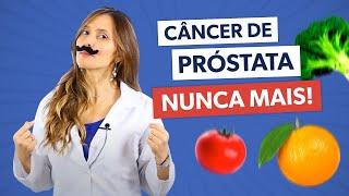 O que comer para prevenir o Câncer de Próstata