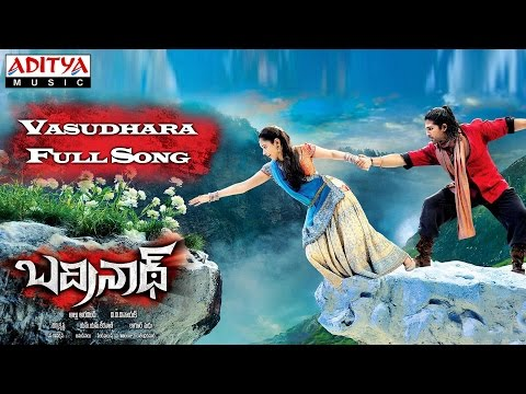 Vasudhara Full Song || Badrenath Movie ||  Allu Arjun, Tamanna