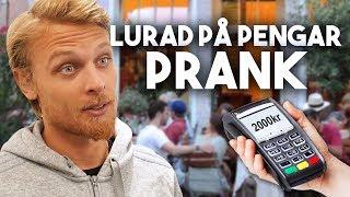 PRANK - JONAS LURAD PÅ PENGAR