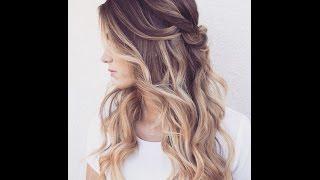 видео Балаяж на тёмные волосы в салоне и дома: секреты популярной парикмахерской техники