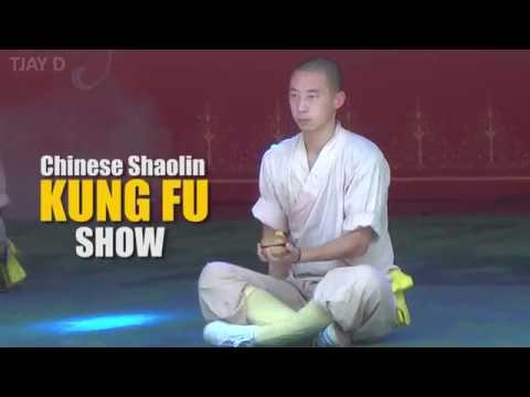 Chinese Shaolin Kung Fu Show in Sri Lanka