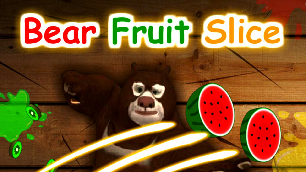 Slice fruits games - Boonie Bear Fruit Slice Adventure Amazing Game For Children Toddlers