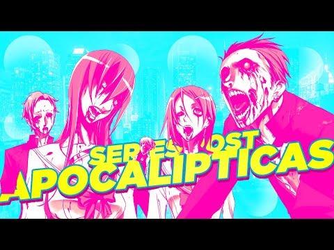 10 series de anime Post-Apocalíptico que DEBES VER